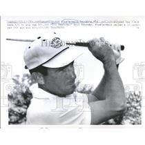1963 Press Photo Dow Finsterwald Golfer - RRQ56027