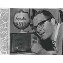 1964 Press Photo Former Chicago White Sox Pitcher Jim B - RRQ66553
