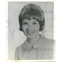 "1965 Press Photo Muriel Davis Grossfeld ""Crusader in a - RRQ40103"