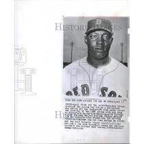 1966 Press Photo George Scott Boston Red Sox - RRQ30703 - RRQ30703