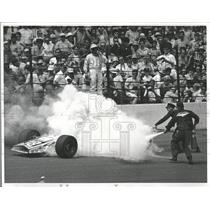 1969 Press Photo Jim McElreath Driver Indianapolis Car - RRQ13411