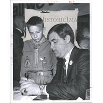 1969 Press Photo Detorit Tiger Denny McClain - RRQ57831