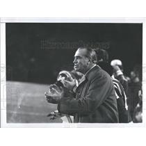1971 Press Photo Don McCafferty, Baltimore Colt Coach. - RRQ65915