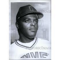 1972 Press Photo Norm McRae Denver Bears Baseball - RRQ42261