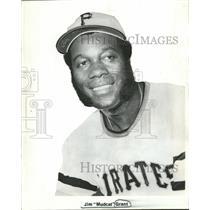 "1972 Press Photo Former MLB Player Jim ""Mudcat"" Grant - RRQ64375"