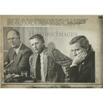 1972 Press Photo Whitey Herzog Texas Rangers - RRQ64815