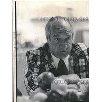 1974 Press Photo BIlly Reay - RRQ11551