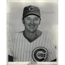 1974 Press Photo Chicago Cubs Manager Jim Marshall - RRQ42827