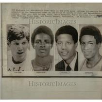 1974 Press Photo America Team Keith Wilkes Walton - RRQ44211