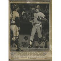 1975 Press Photo Thomas Alan Grieve Texas Rangers - RRQ55379