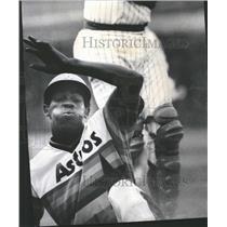 1975 Press Photo Houston Astros Wilbur Howard - RRQ72813
