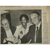 1976 Press Photo Paul Richards Baltimore Orioles - RRQ13687