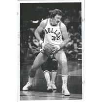 1976 Press Photo Steven Patterson Basketball Player - RRQ40445 - RRQ40445