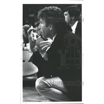 1981 Press Photo John MacLeod Phoenix Suns basketball - RRQ55409