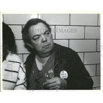 1988 Press Photo Cubs vice president Jim frey Wrigley - RRQ46659