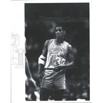 1988 Press Photo Retired NBA Player, Otis Thorpe - RRQ64099