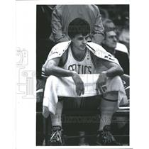 1989 Press Photo Kevin McHale Basketball Boston Celtics - RRQ62189