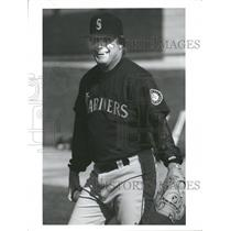 1993 Press Photo Seattle Mariner Manager Lou Piniella - RRQ57123