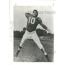 "2000 Press Photo Vito ""Babe"" Parilli Green Bay Packers - RRQ62607"