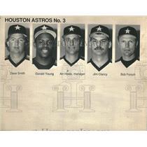 Press Photo Houston Astros - RRQ14391