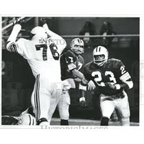 Press Photo Green Bay Packers vs St. Louis Cardinals - RRQ34409