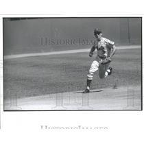 Press Photo Bud Harrelson Baseball Shortstop NY Mets - RRQ37123