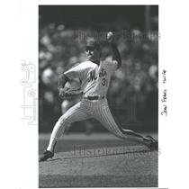 Press Photo New York Mets Franco Pitching - RRQ40383