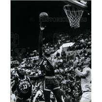 Press Photo Joe Barry Carrol Basketball Player GoldenStateWarriors - RRQ43501