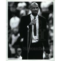 Press Photo Kareem Abdul Jabbar Retirement Basketball - RRQ43807
