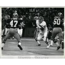 Press Photo Lyle Martin Alzado Denver Broncos - RRQ44943