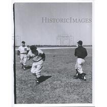 Press Photo Detroit Tigers Jack Tighe - RRQ57589