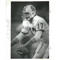 Press Photo Steve DeBerg Tampa Bay Football - RRQ61831
