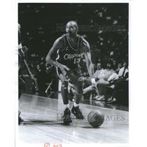 Press Photo Mark Jackson, Los Angeles Clippers - RRQ67587