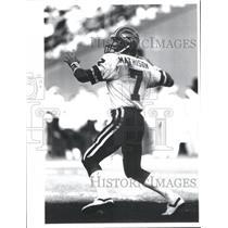 Press Photo Bruce Rankin Matthews Line Coach Tennessee - RRQ67877