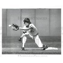 Press Photo Thomas Martin Veryzer Detroit Tigers Cleveland Indians - RRQ69569