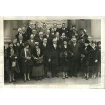 1927 Press Photo Republican National Committee Willard - RRX82357