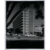 Press Photo Women's Residence Hall Uni of California - RRQ42663