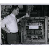 Press Photo Robert Arcus Number Machine World Series - RRQ44829