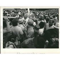 1991 Press Photo John Albert Elway Baltimore Colts - RRQ32325