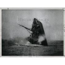 1981 Press Photo Suicide Run to Murmansk WWII Film - RRX78809