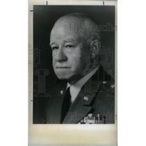 1991 Press Photo Omar Bradley US Army World War II - RRX41487