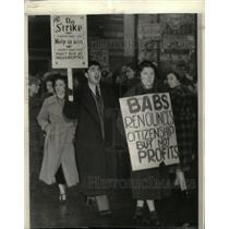 1937 Press Photo Barbara Hutton Haugwitz-Reventlow - RRX65627
