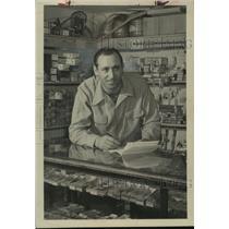 1949 Press Photo Harry Walker, Sports - abns08187