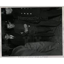 1939 Press Photo Riot in Finnish Hall (Communists) - RRW89677