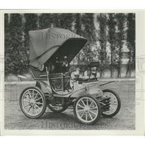 1899 Press Photo First Model of Fiat - mjx48237
