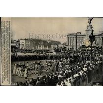 1937 Press Photo Second Rehearsal Cornation March - RRX80563