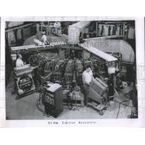 1963 Press Photo Gaylord Nelson Midwest Billion Volt - RRX96767
