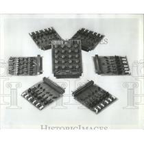 1966 Press Photo Circuit Electrical Electricity - RRW53885