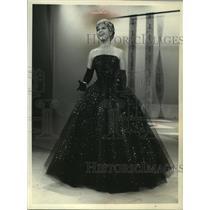 1960 Press Photo Actress Dinah Shore - mjc17776
