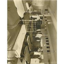 1940 Press Photo Picture of St.Petersburg City Jail. - RRX90065